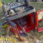 Transporterfahrer stirbt nach Unfall bei Döllstädt