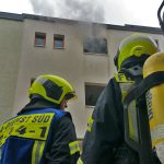 Hoher Sachschaden nach Wohnungsbrand in Gera