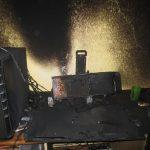 Wohnung unbewohnbar: Brennende Zigarette löst Schwelbrand in Weimar aus