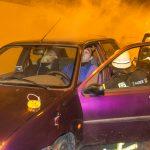 Einsatzübung der Feuerwehren im Ilm-Kreis im Tunnel Behringen