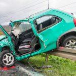Zwei Schwerverletzte nach Frontalzusammenstoß bei Jena