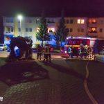 Zwei verletzte Personen nach Küchenbrand in Bad Berka
