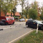 Vorfahrt missachtet: Zusammenstoß zwischen Worbis und Kirchworbis