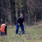Spaziergänger finden Granate aus 1. Weltkrieg im Wald bei Kranichfeld