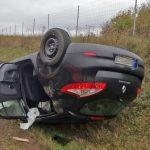 Fahrer tödlich verletzt: PKW überschlägt sich bei Erfurt-Bindersleben