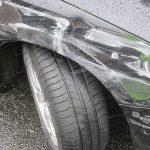 Unfälle von Autos mit Sommerreifen in Südthüringen