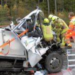 Schwerverletzter auf A71 bei Ilmenau eingeklemmt – Feuerwehr im Stau gefangen