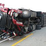 Vollsperrung der A4 bei Gera nach schwerem LKW-Unfall