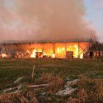 Zwei Tatverdächtige nach Scheunenbrand bei Uhlstädt ermittelt