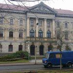 Sachbeschädigung mit Sprengkörper am Landratsamt Altenburger Land