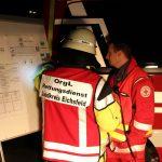 Großeinsatz der Rettungskräfte nach Bombendrohung in Heiligenstadt