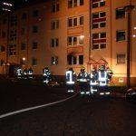 Bewohner bei Wohnungsbrand in Bad Sulza verletzt