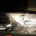 Vermutlich Brandstiftung: Zeugen nach PKW-Brand in Hammerstedt gesucht