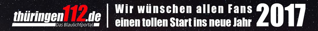thüringen112.de – Das Blaulichtportal