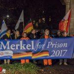 Besuch der Kanzlerin und angemeldete Kundgebungen in Jena