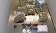 Beschaffungsfahrt von Drogenkurieren endet mit Festnahme