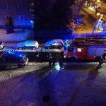 Brand in Mehrfamilienhaus in Altenburg – Polizeibeamte verletzt