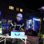 Feuerwehreinsatz in Heiligenstadt wegen Ammoniakgeruch im Pflegeheim