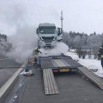 Feuerwehr Triptis verhindert größeren Brandschaden auf A9 bei Rodaborn