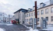 Unbekanntes, weißes Pulver an Weimarer Gericht entdeckt