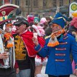 Karnevalist biss anderen Mann in Neustadt an der Orla in die Nase