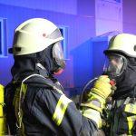 Wohnungsbrand in Heiligenstadt – Mieter bringen sich in Sicherheit