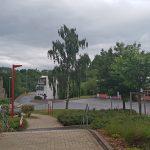 Brand in der Thüringer Landesfeuerwehrschule Bad Köstritz