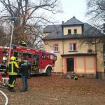Brand in Gemeinschaftsunterkunft für Asylbewerber im Saale-Orla-Kreis