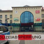 Bundespolizei nimmt Stellung zur Bombendrohung am Hauptbahnhof Gera