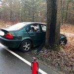 Zwei Unfälle auf glatter Straße auch im Jonastal bei Arnstadt