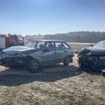 Verkehrsunfall nach Vorfahrtsverstoß auf der L1060 bei Blankenhain