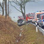 Zeugen nach schwerem Unfall auf der B250 bei Treffurt gesucht