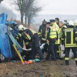 Fahrer erlag nach Unfall auf B4 bei Erfurt seinen schweren Verletzungen