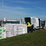 Vier Tonnen Gefahrgut auf der A9 bei Eisenberg illegal transportiert