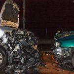 Schwerverletzter nach Frontalzusammenstoß auf B88 bei Jena