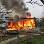 Explosion einer Gartenlaube in Eisenach - Mann leicht verletzt