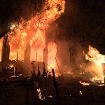 Polizei sucht Zeugen nach Brand einer Gartenlaube in Dornburg