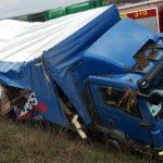 26-Jähriger nach LKW-Unfall auf A4 bei Stadtroda schwer verletzt