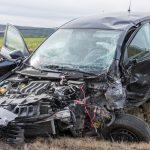 Drei Schwerverletzte nach Frontalzusammenstoß auf B87 bei Mellingen
