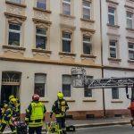Zwei Wohnungsbrände im Stadtgebiet von Gera am Montag