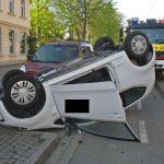 Zwei Personen nach Vorfahrtsverstoß in Jena verletzt