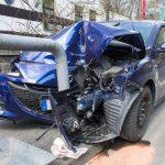 Frau verletzt: Unfall auf der B7 auf Höhe Carl August bei Jena