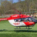 Kradfahrer nach Unfall im Landkreis Saalfeld-Rudolstadt schwer verletzt