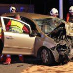 Überholmanöver ging schief: Fahrer im Gegenverkehr in Erfurt schwer verletzt
