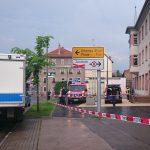 Verdächtiger Gegenstand: Amtsgericht Arnstadt musste evakuiert werden