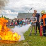 Viel Action: Tag der Feuerwehr in Weimar lockt zahllose Besucher an