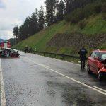 Mehrere Schwerverletzte nach Unfall auf der B88 bei Ilmenau