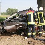 Mann stirbt bei schwerem Unfall im Landkreis Gotha