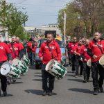 Großeinsatz der Polizei bei Absicherung der Demos in Gera