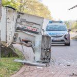 Heftige Detonation: Zigarettenautomat in Tannroda gesprengt